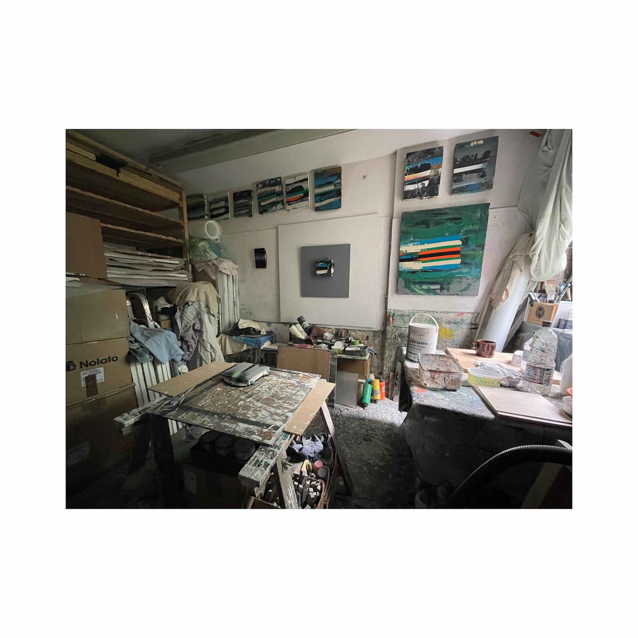 Stiwdio - Mai  |  Studio - May 2021